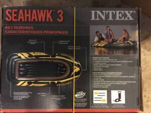 """Boat """"Inflatable"""" - SEAHAWK 3 - $60"""