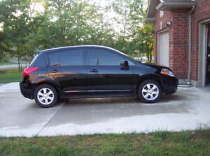 LOW K,2008 Nissan Versa SL, includes never used new winter tires