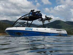 Malibu wakesetter vlx 21 wake boat 2004 ski supra inboard wake setter Thornlands Redland Area Preview