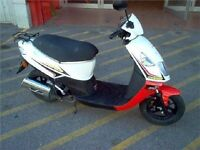 Daelim Cordi Scooter 50cc Great Performance