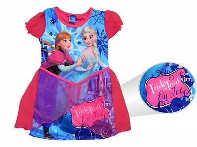 lsa Halloween Fancy Dress Trick Treat Costume Brand New Gift (Disney Frozen Elsa Halloween-kostüm)