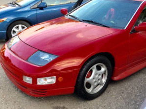 FAST AND THE FURIOUS SUPER SPORTY NISSAN 300ZX TWIN TURBO LHD