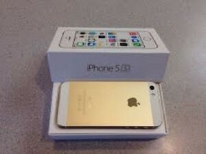 Excellent Condition Iphone 5S White/Gold 16 GB for Sale