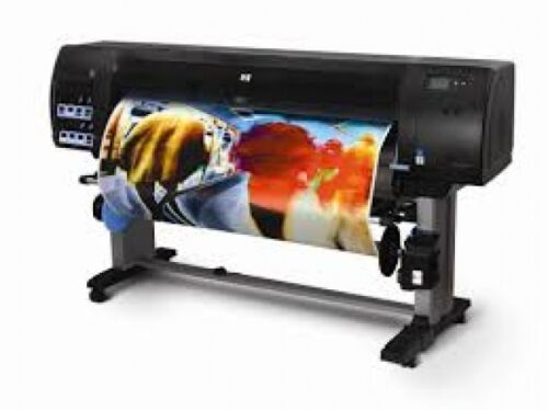 "HP Z6100PS 60"" WITH INKS N PRINTHEADS GRAPHICS PHOTOGRAPHY PRINTER PLOTTER DESIG"