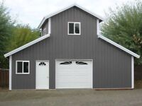 Renovations, concrete work, Custom shops, garages and houses