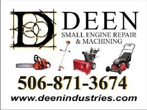 Lawn Equipment Service & Repair