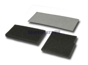 To fit Panasonic MCE Series Vacuum Cleaner Filter Pack