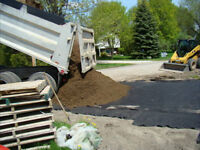 DIRT REMOVAL SERVICES // BOBCAT & TRUCKING //403 829-1122