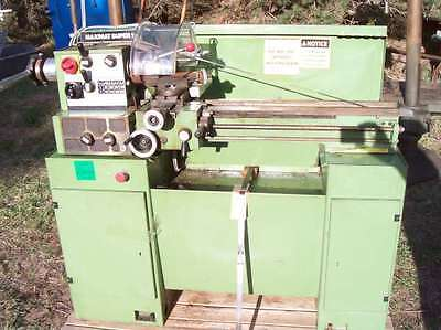 Emco Maximat Lathe Wdros Toolroom Wtailstock Reduced 1000 30 Day Sale