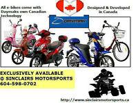 **** THE ALL NEW 2014 DAYMAK MOBILITY SCOOTERS ARE HERE****