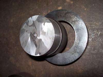 2 732 Inch Whitney Punch Die Set Same As Used In Diacro Press