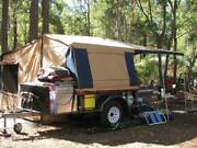 Off Road Camper Trailer in great condition Quinns Rocks Wanneroo Area Preview