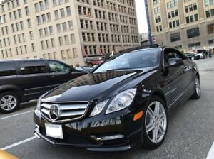 2012 Mercedes E350 Coupe Loaded+AMG SPORT Pkg  (PRICE REDUCED)