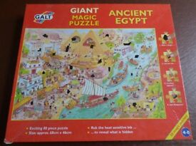 GALT Magic Puzzle Ancient Egypt