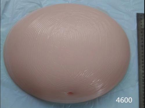 Women Silicone Pregnant Belly Real Big Fake Tummy False Pregnancy 4600g Handmade