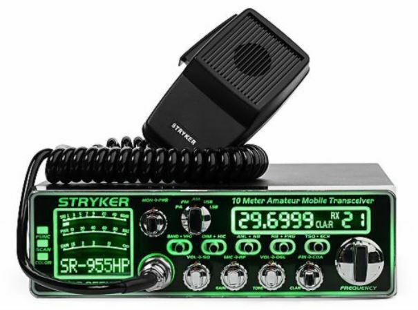 New Stryker SR-955HPC Professionally Peaked Tuned and Aligned 80watts PEP. Buy it now for 399.95