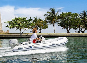 """Special-12Ft Rigid Hull Run-About - """"Sport car on the water"""""""