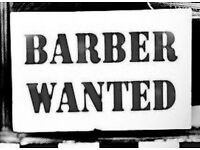 FULL TIME BARBER REQUIRED - URGENT