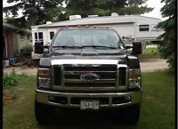 2008 Ford F-350 power stroke lariat