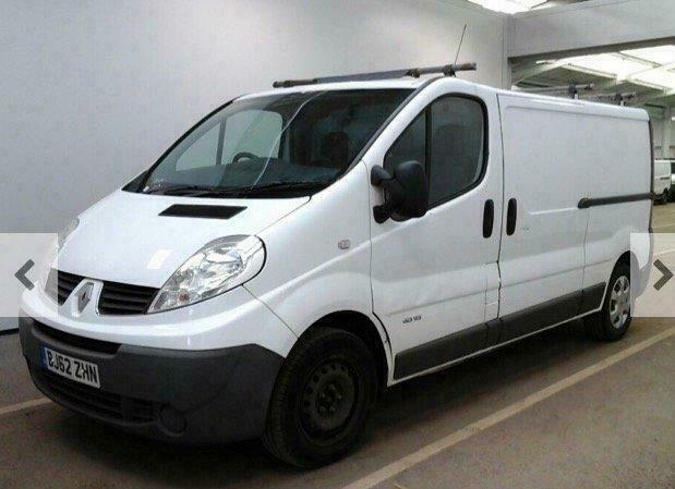a3fd591559 2013 RENAULT TRAFIC dCi 115 LL29 LWB FINANCE AVAILABLE ...