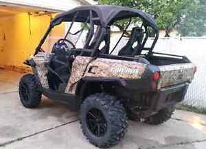 Can am commander 1000