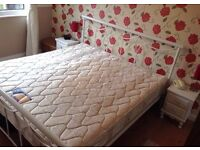 Queen Sized bed with matress