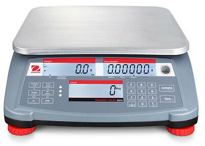 Ohaus Rc31p1502 Counting Bench Scale 1.5kgx0.05gnteplegal For Traders232new