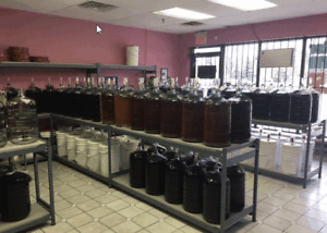 Prime Wine Making Store For Sale Located In GTA