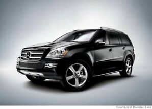 2007 Black Mercedes GL450, 128,000km. FULLY equipped! Perf.Cond.