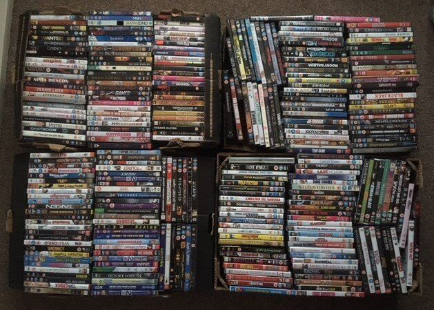 Dvds for Sale - 50p Each or Any 40 dvds for only £15 or Any 100 Dvds for  only £30 - OPEN TO OFFERS  | in Leicester, Leicestershire | Gumtree