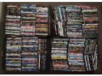 CHOOSE FROM OVER 1000's of VARIOUS DVDS - £20 for any 50 OR £30 for any 100.