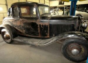Wanted 1932 Ford Coupe Project or....