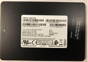 Samsung 128Gb SSD 2.5 Sata 6G/s for HP 936835-001 / spare 916865-002