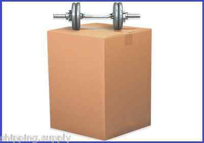25 Pack - Heavy Duty 275ect-44 Single Wall Shipping Boxes - 18 Sizes Available