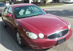 2005 Buick Allure. Low KMS !