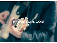 Guitar Teacher in N16 area (Stoke Newington, Stamford Hill, Finsbury Park, Hackney, Dalston etc)