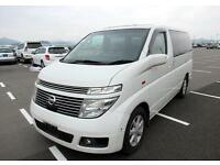 ELGRAND E51 TOP OF THE RANGE XL WITH LUXURY LEATHER NOT RIDER * TWIN SUNROOFS