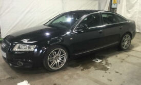 Black AUDI A6 SALOON 2.0 3.0 TDI Diesel SPORT S LINE FROM £31 PER WEEK!