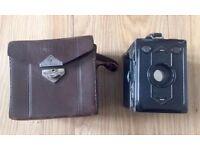 Vintage Zeus Ikon Box Tengor 54/2 Camera