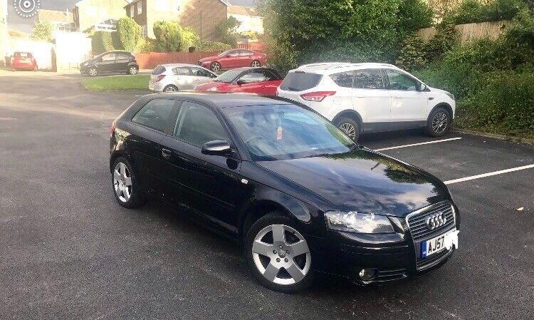 Audi A3 sport 2007 1.9 tdi 125,000 mot 17/04/18