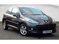 PEUGEOT 207 1.4 HDI DIESEL, £30 TAX, MOT 11 MONTHS, SERVICE HISTORY, 70 MPG, FULL HPI CLEAR
