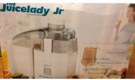 The Juice Lady Junior