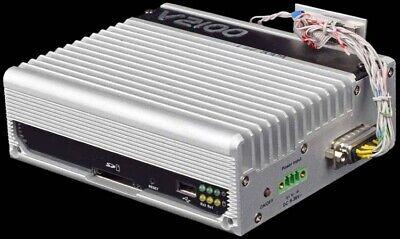 Moxa V2101-t Industrial Embedded 9v 36vfc 3a-.7a Computer W Intel Atom Z510pt