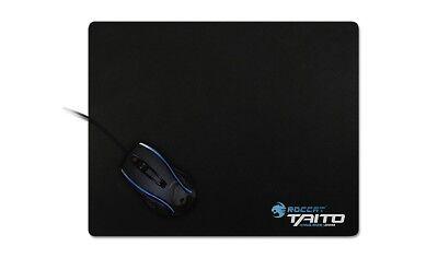 ROCCAT Taito King-Size 3mm Shiny Black Gaming Mousepad Mauspad Gamer Computer PC