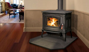 Boston 1200 Wood Stove