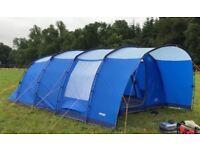 Vango Anteus 600 XL Tent + Awning + Foot print £250 ono