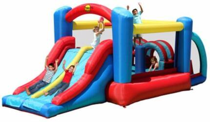 EX DEMO CLEARANCE -RACING FUN BOUNCER (9163) Blacktown Blacktown Area Preview