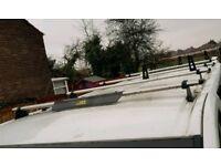 Van guard 4 ULTI bar roof rack Renault tragic (2014on)
