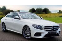 Affordable & Fully Insured Wedding Car Hire From £95. New Mercedes E Class, BMW, Rolls Royce Ghost