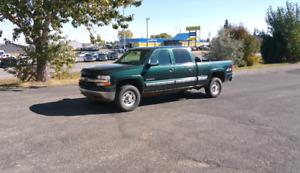 2001 Chevy Silverado 2500HD